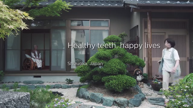 <span>VIDEO</span>Healthy teeth, happy lives