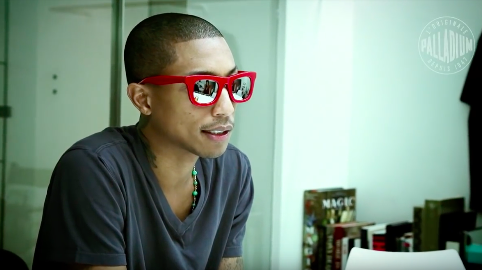 <span>VIDEO</span>Tokyo Rising: Pharrell's Return to Tokyo